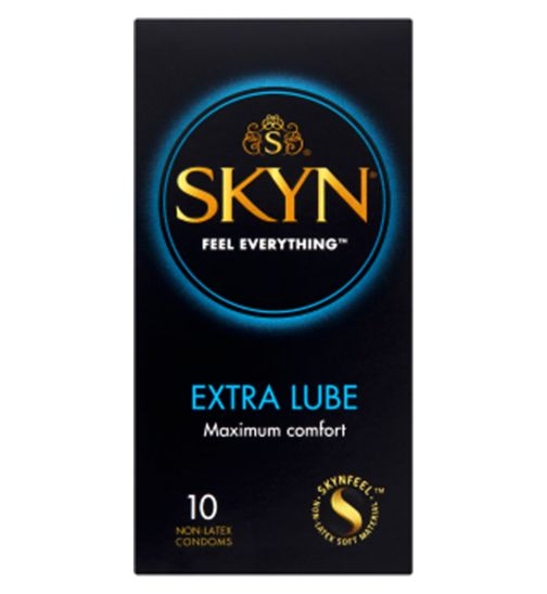 Mates SKYN Extra Lubicated Condoms - 10 Condoms