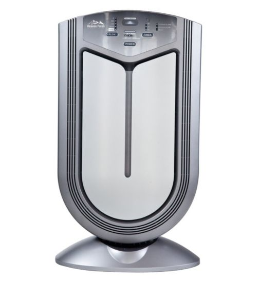 Heaven Fresh NaturoPure HF-380A Intelligent Air Purifier with Remote Control
