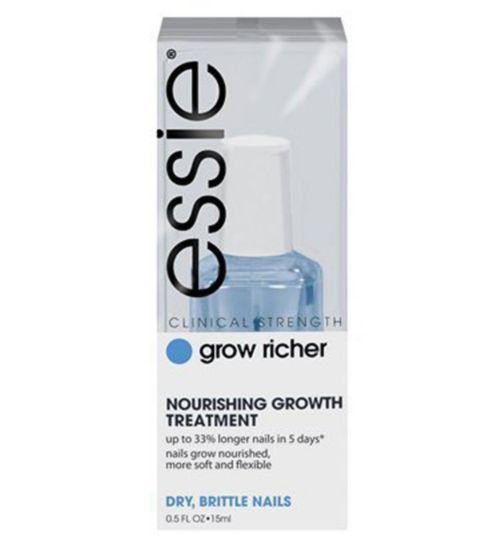 Essie NAIL Base Coat Grow Richer 15ml