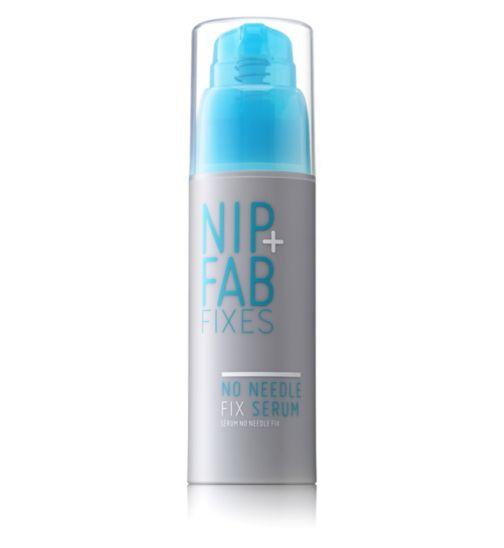 Nip+Fab No Needle Fix Plumping and Volumising Serum 50ml