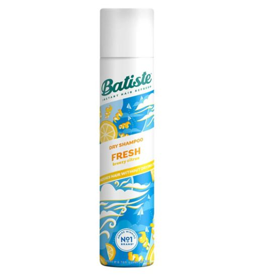 Batiste Dry Shampoo Fresh - Cool & Crisp 200ml