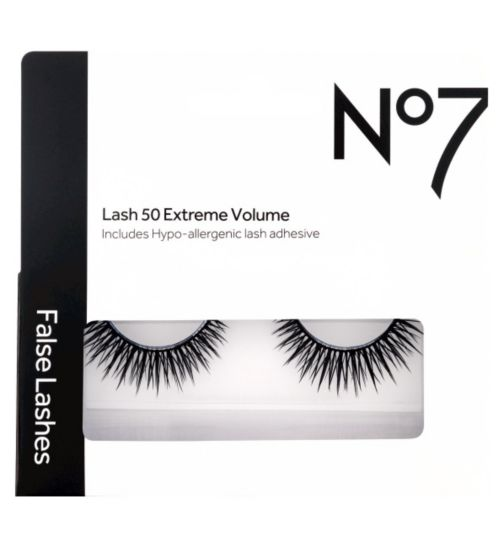 No7 Lash 50 Extreme Volume