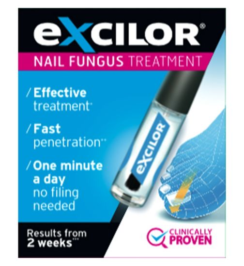 Excilor Treatment for Fungal Nail Infection  - 3.3ml