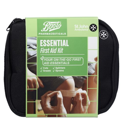 Boots Essential First Aid Kit