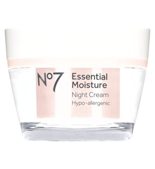 No7 Essential Moisture Night Cream 50ml