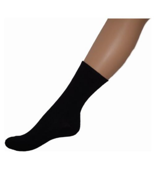 Boots Ultimate Comfort Sock Black