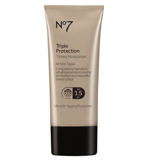 No7 Triple Protection Tinted Moisturiser xxml