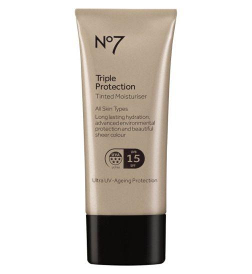 No7 Triple Protection Tinted Moisturiser xxml