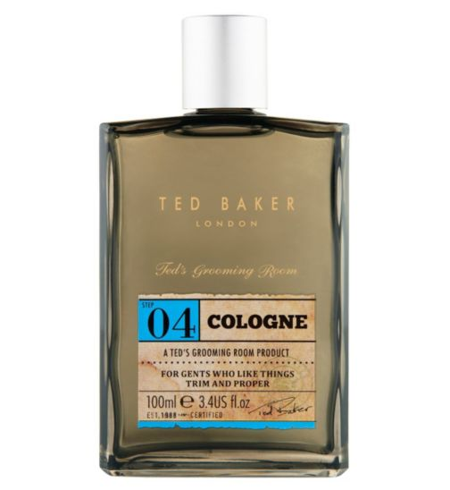 Ted Baker Grooming Room Cologne 100ml
