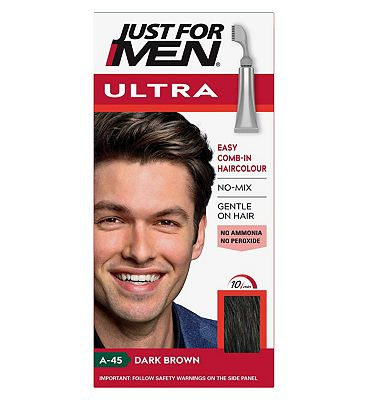 Just For Men AutoStop Hair Dye Dark Brown A-45