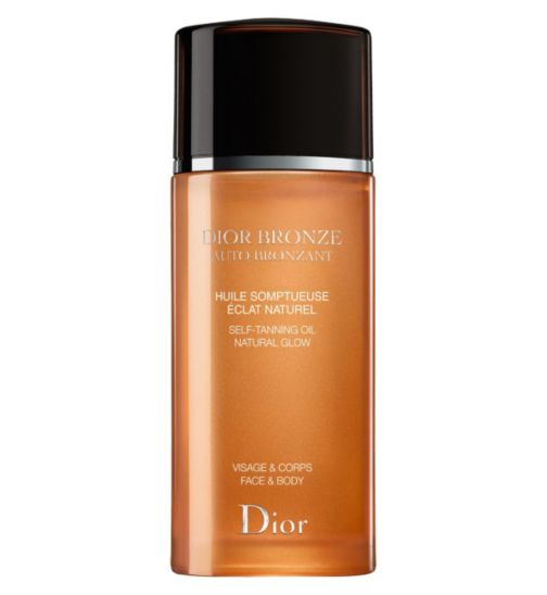 DIOR BRONZE Self Tan Face and Body Spray 100ml