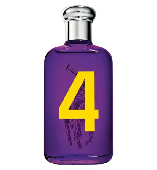 Ralph Lauren Big Pony Woman's Collection - Purple Eau de Toilette 50ml