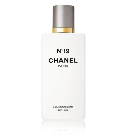 CHANEL N°19  Foaming Bath Gel 200ml