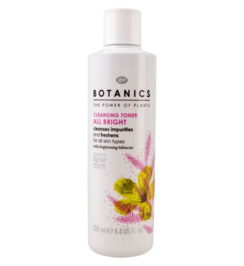 Botanics All Bright Gentle Cleansing Cream 250ml