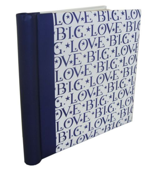 Emma Bridgewater Starry Skies Photo Album - 200 photos 6 x 4