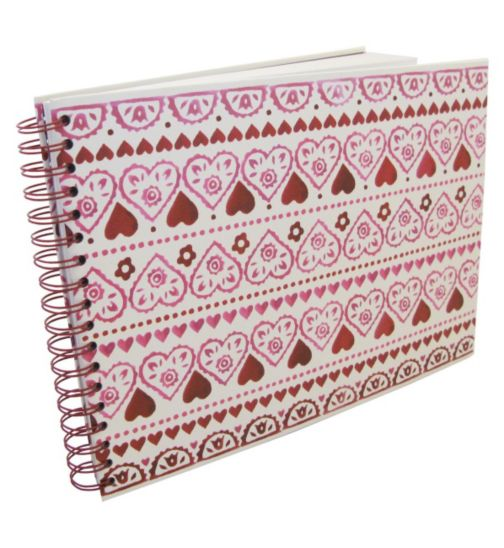 Emma Bridgewater Sampler Photo Album - 20 pages