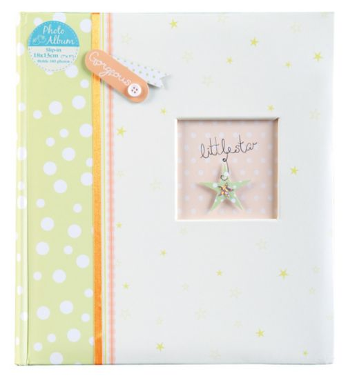 Little Star Photo Album for 140 7x5 photos