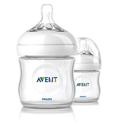 Philips AVENT Natural Bottle 125ml x 2