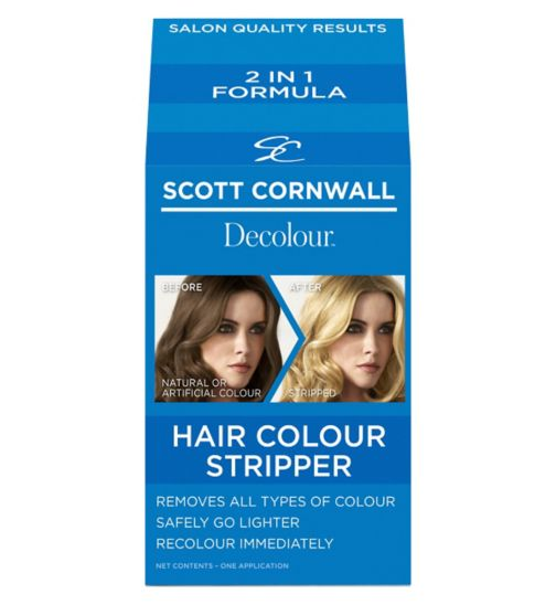 Scott Cornwall Decolour Hair Colour Stripper