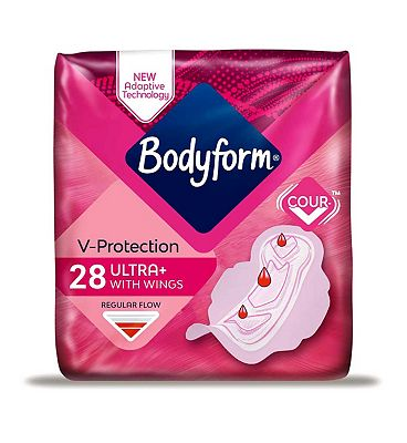 Bodyform Ultra Normal Wing Duo 28s