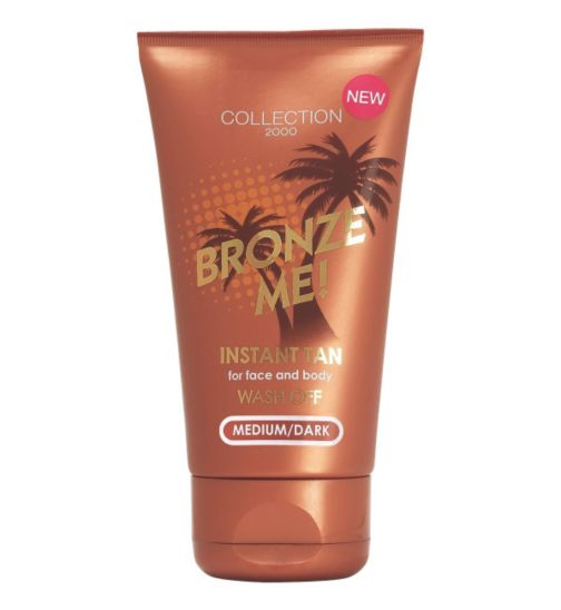 Collection Bronze Me! Instant Tan