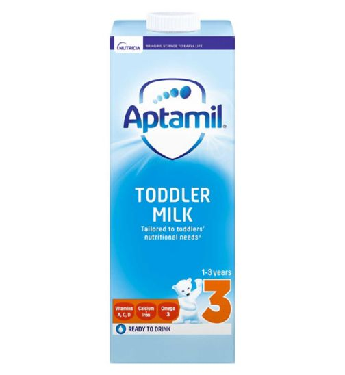 Aptamil Growing Up Milk 3 1-2 Years 1 Litre