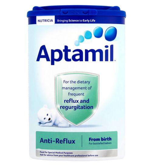 Aptamil Anti-Reflux From Birth to 1 Year 900g