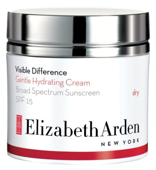 Elizabeth Arden Visible Difference Hydrating Cream SPF 15 50ml