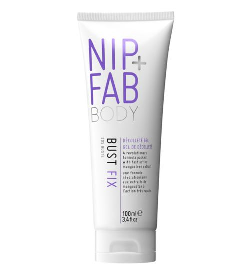 Nip+Fab Body Bust Fix Plumping Serum 100ml
