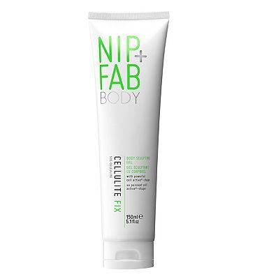 Nip+Fab Cellulite Fix Body Sculpting Gel 150ml
