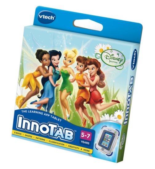 Vtech InnoTab Software Disney Fairies