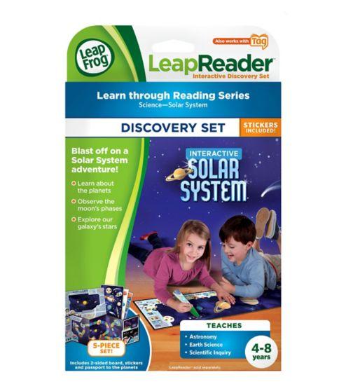 LeapFrog LeapReader Solar System Adventure Pack