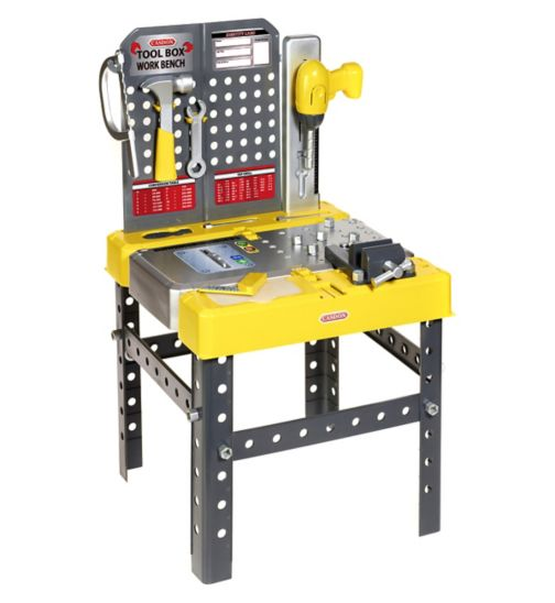 Casdon Little Helper Tool Box Workbench