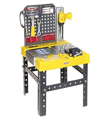 Casdon Little Helper Tool Box Workbench
