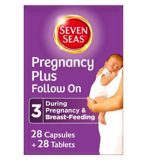 Seven Seas Pregnancy Plus - 56 tablets