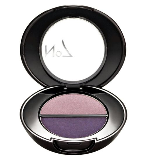No7 Stay Perfect Eyeshadow Duo