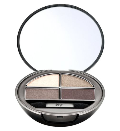 No7 Stay Perfect Eyeshadow Quad