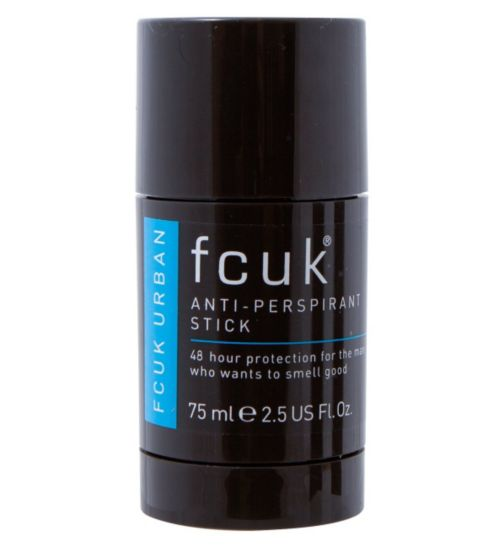 Fcuk Anti-Perspirant Deodorant Stick Urban 75ml