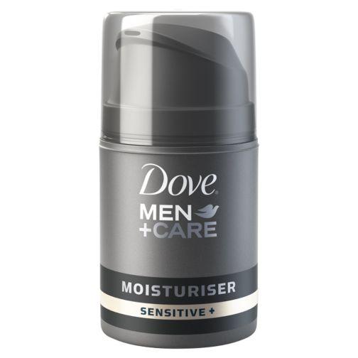 Dove Men+Care Moisturiser Sensitive+ 50ml