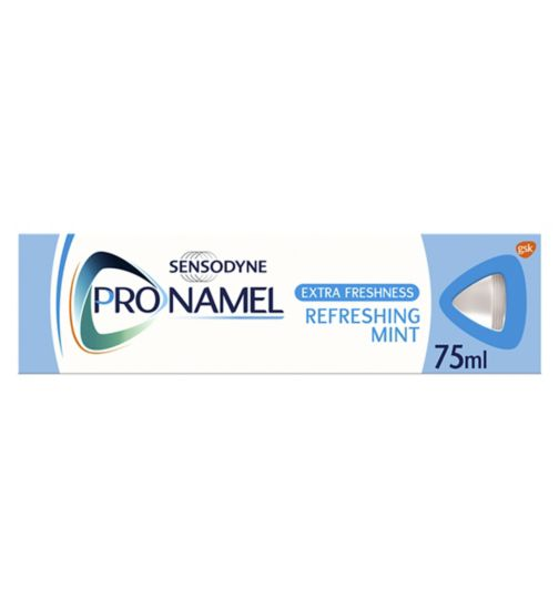 Sensodyne Pronamel Extra Freshness Toothpaste - Fresh Mint 75ml