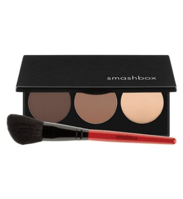 Smashbox Step-by-Step Contour Kit Light  sc 1 st  Boots & Makeup Palettes Sets u0026 Gifts | Smashbox u0026 Benefit - Boots