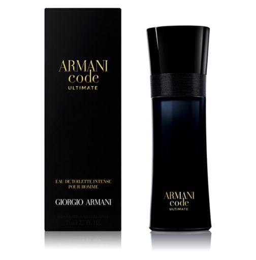 ARMANI Code Ultimate Eau de Toilette 75ml