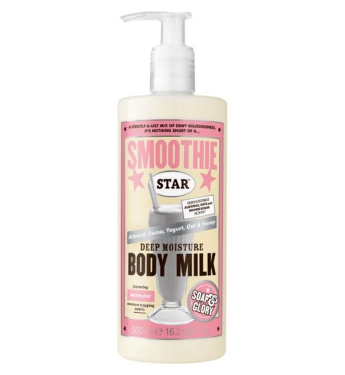 Soap & Glory Smoothie Star&#8482 Body Lotion 500ml