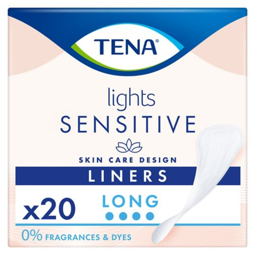 lights by TENA Long Liners 20