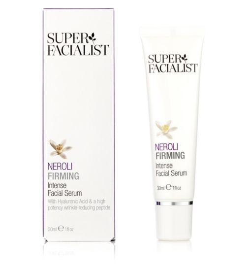 Superfacialist Neroli Intense Facial Serum 30ml