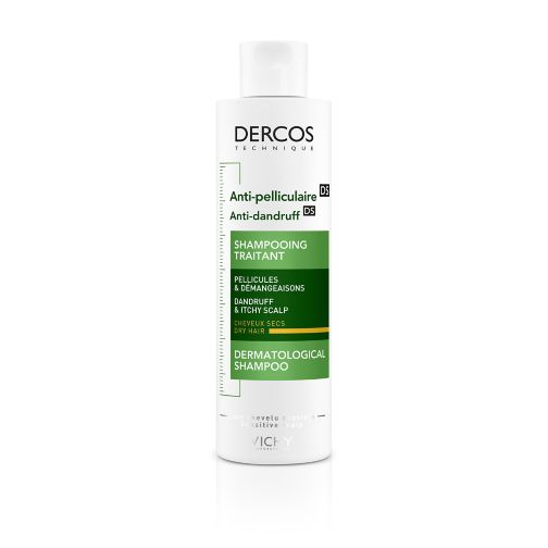 Dercos Anti Dandruff Shampoo for Dry Hair
