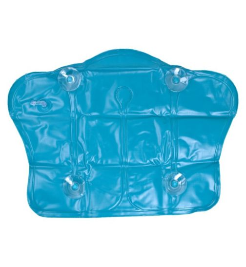 Boots Bath Pillow Teal