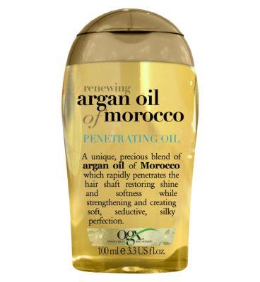 Moroccan Argan Oil Ogx Boots