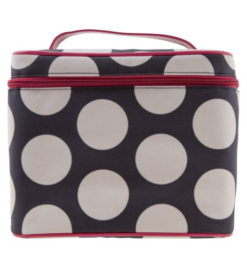 Boots Dotty Vanity Case