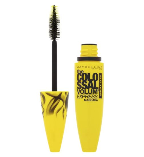 Maybelline The Volum' Express Colossal Smokey Mascara